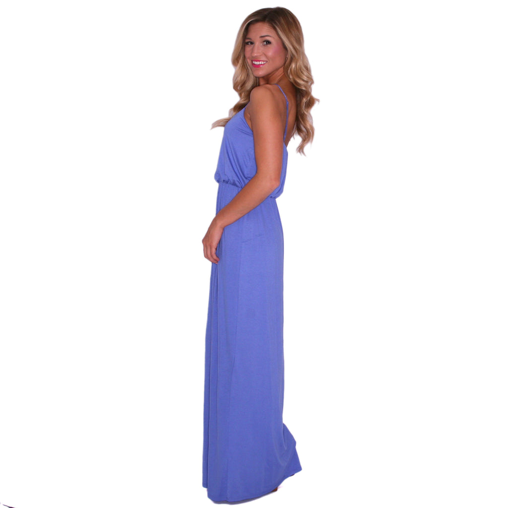 My Favorite Maxi in Periwinkle
