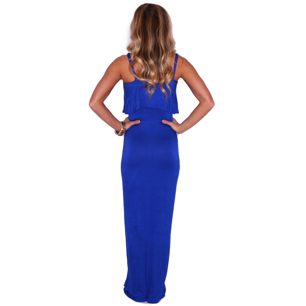 Flawless Maxi in Blue