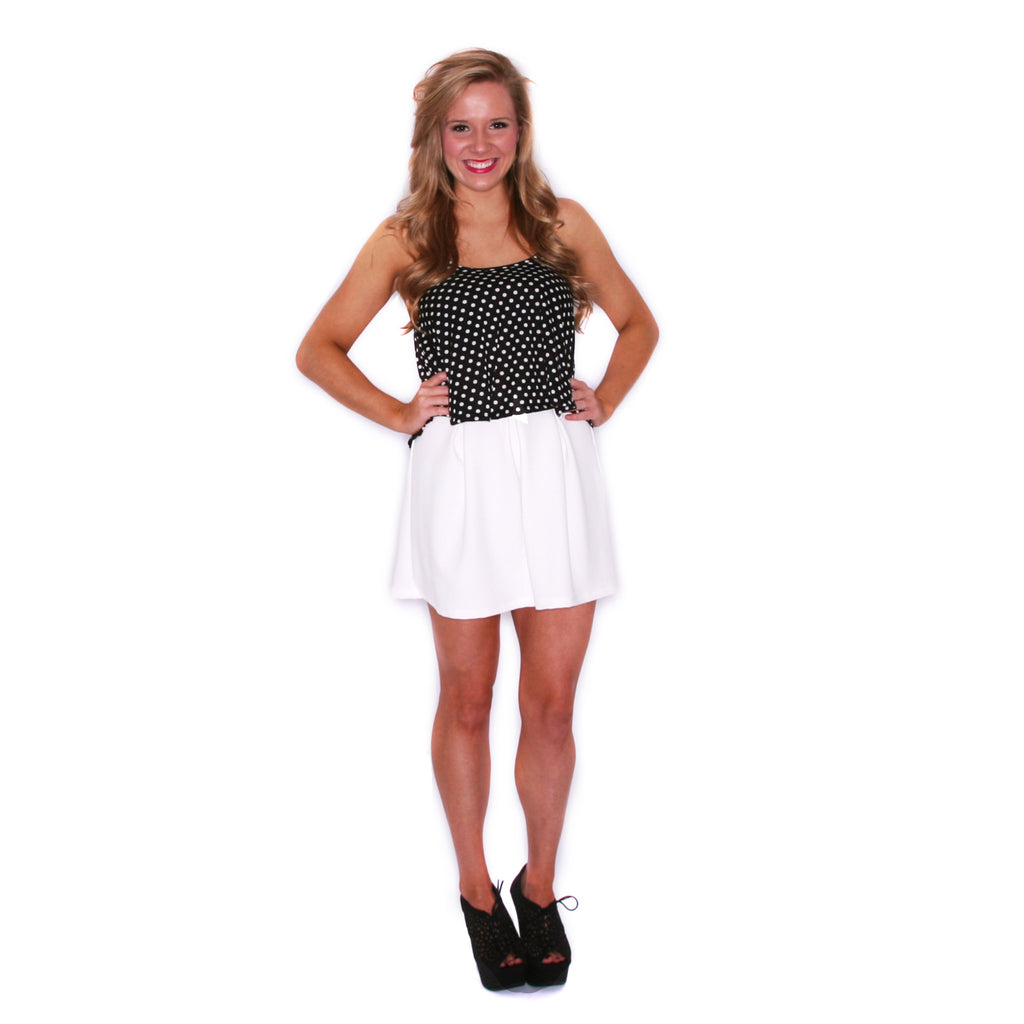 Spring Forward Skirt Ivory