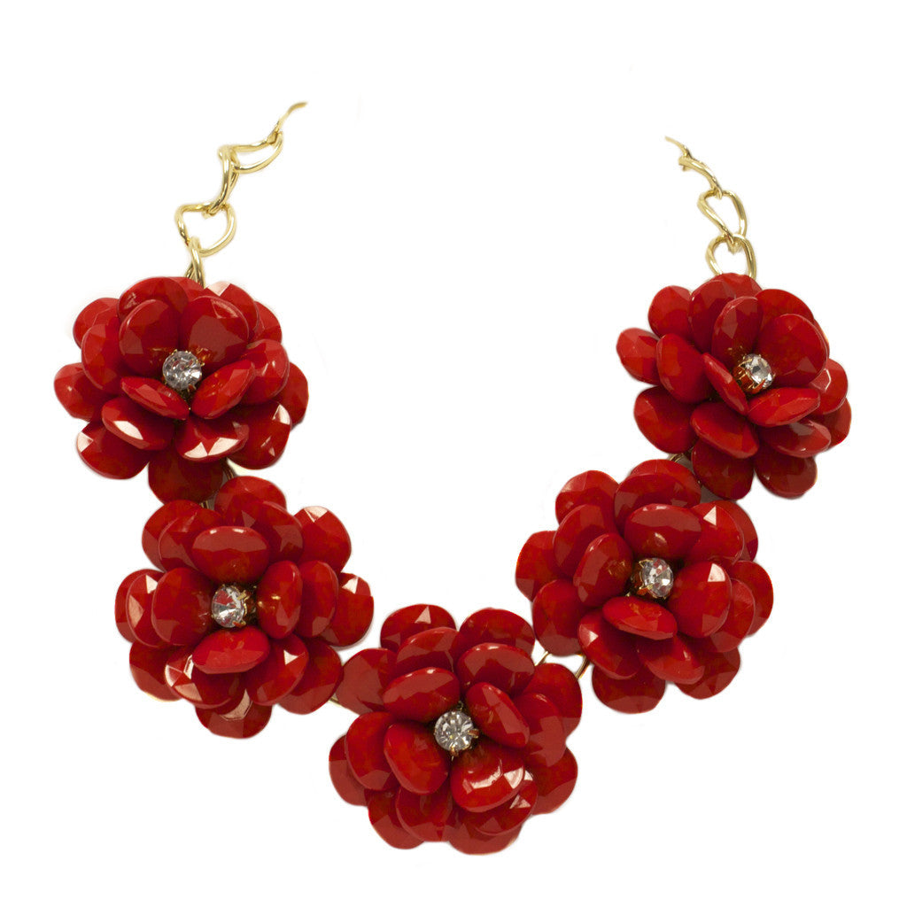 Floral Divine Necklace