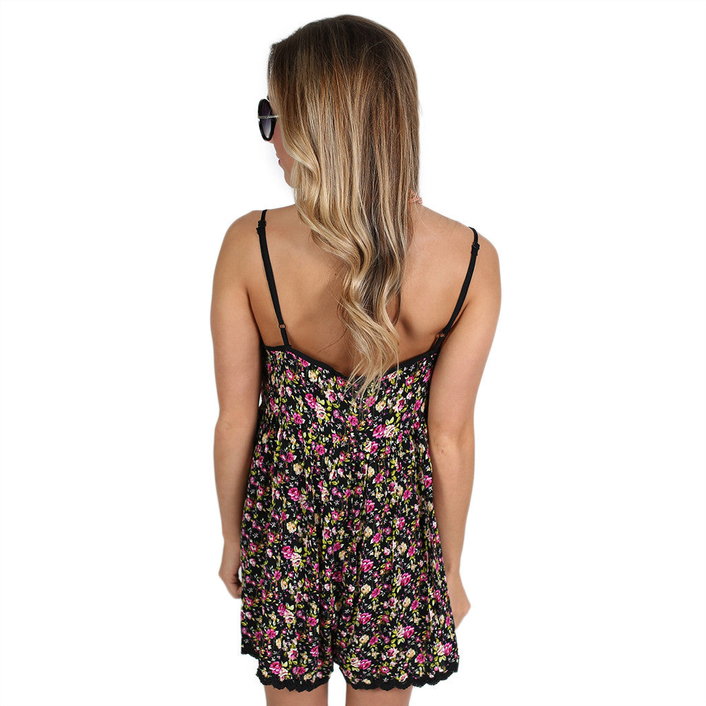 The Florence Romper