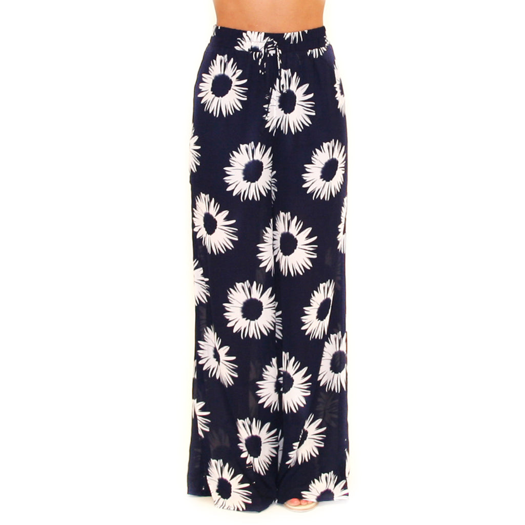 Flower Child Pant Navy