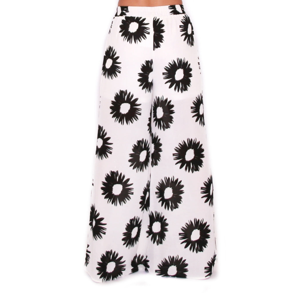 Flower Child Pant Off White