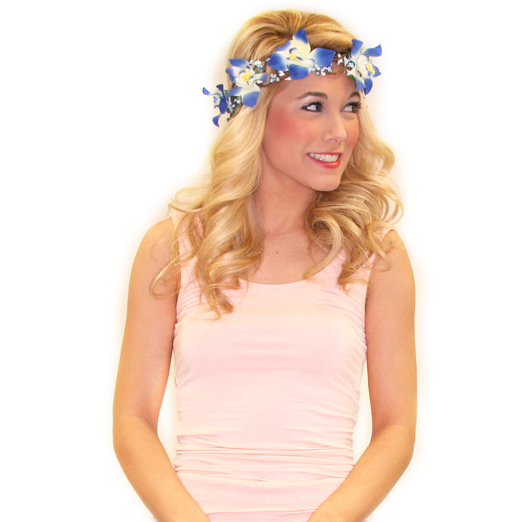 Flower Love Headband