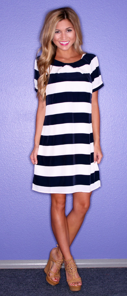 A Girl to Love Navy