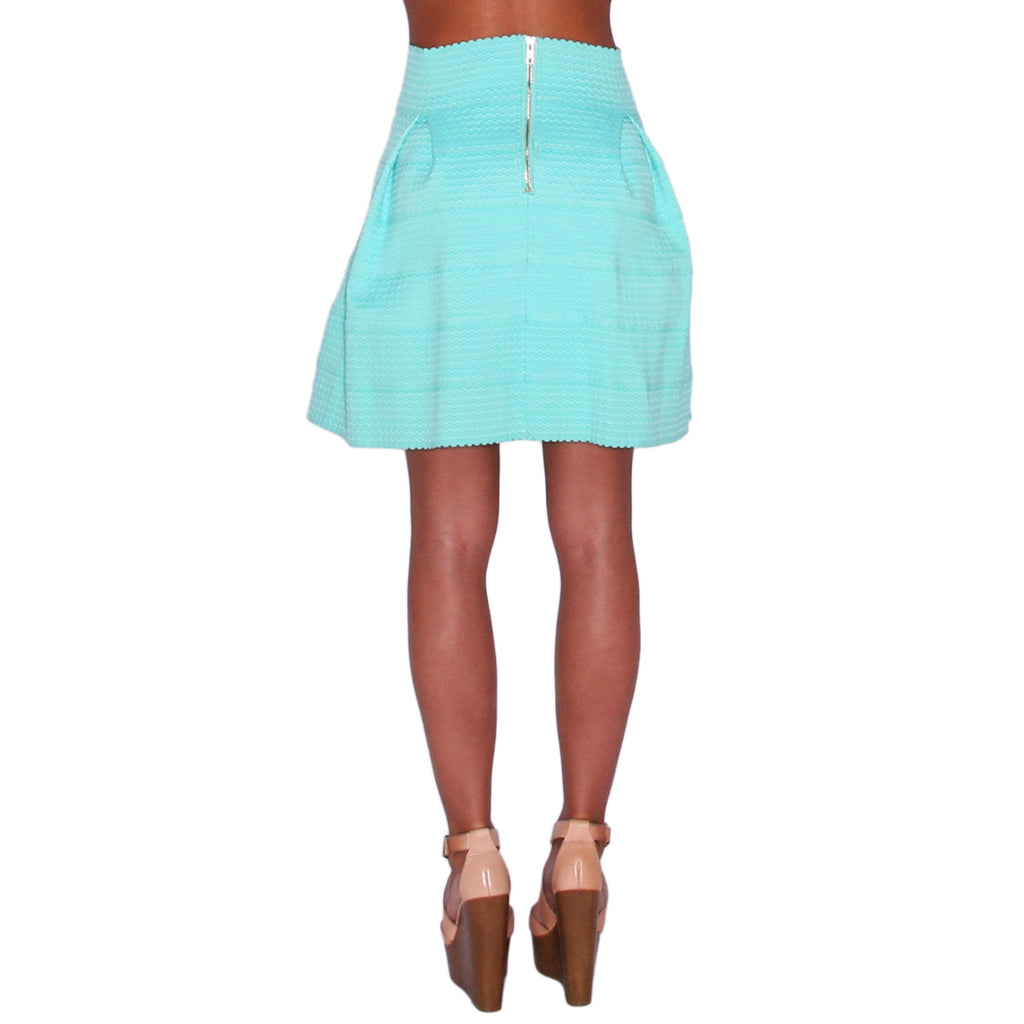 Got To Have It Skirt in Mint