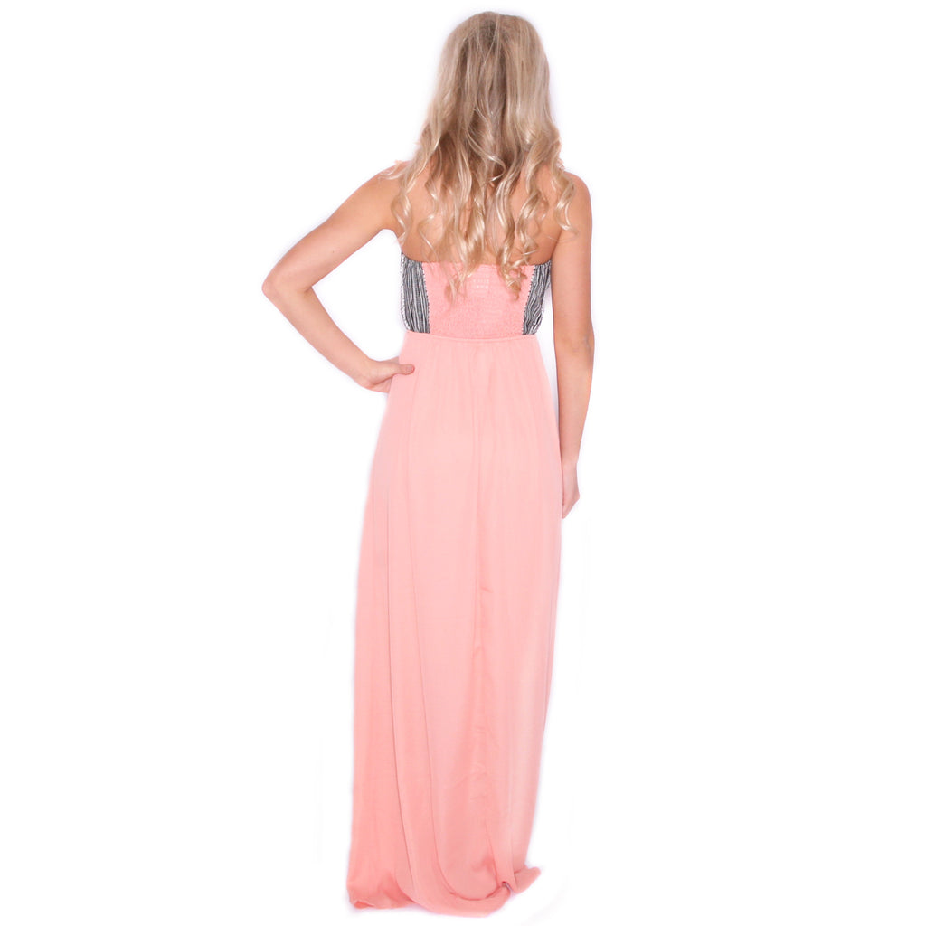 Great Expressions Maxi in Coral