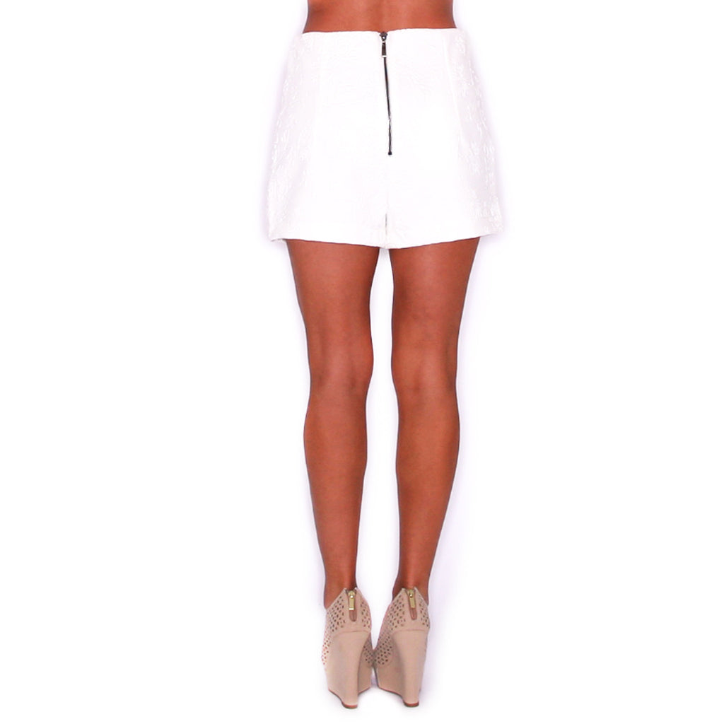 Here Comes The Sun Short in Ivory