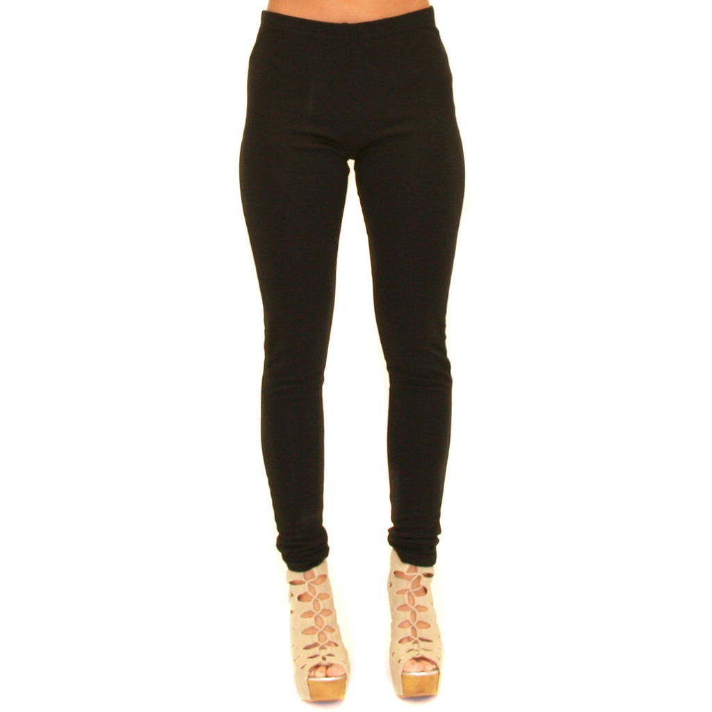 High Waist Legging Black