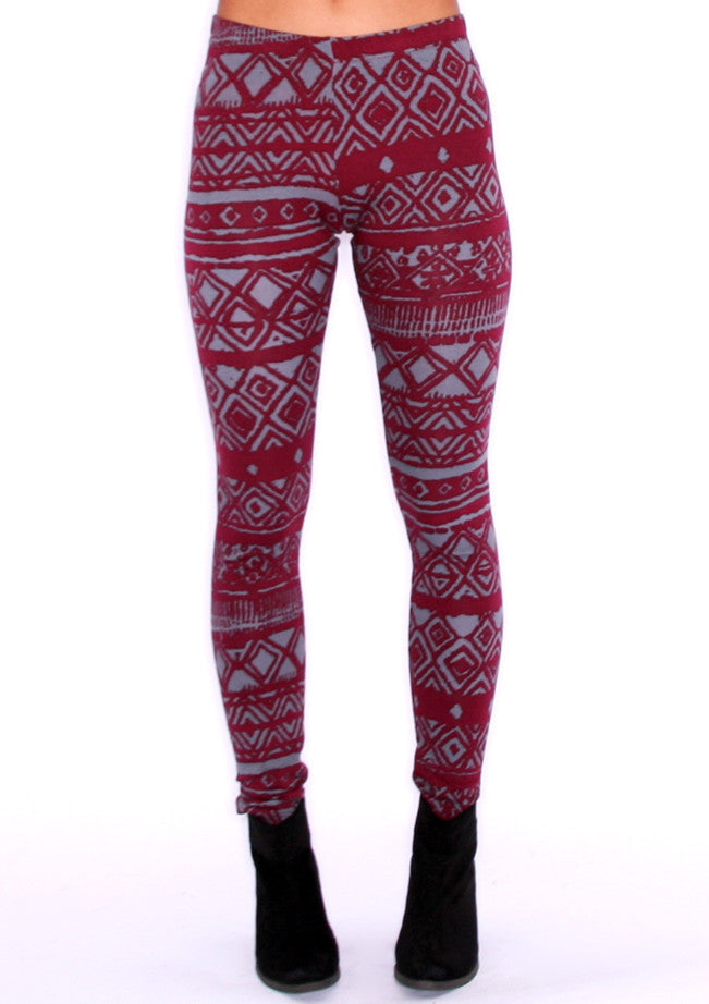Home For The Holidays Legging