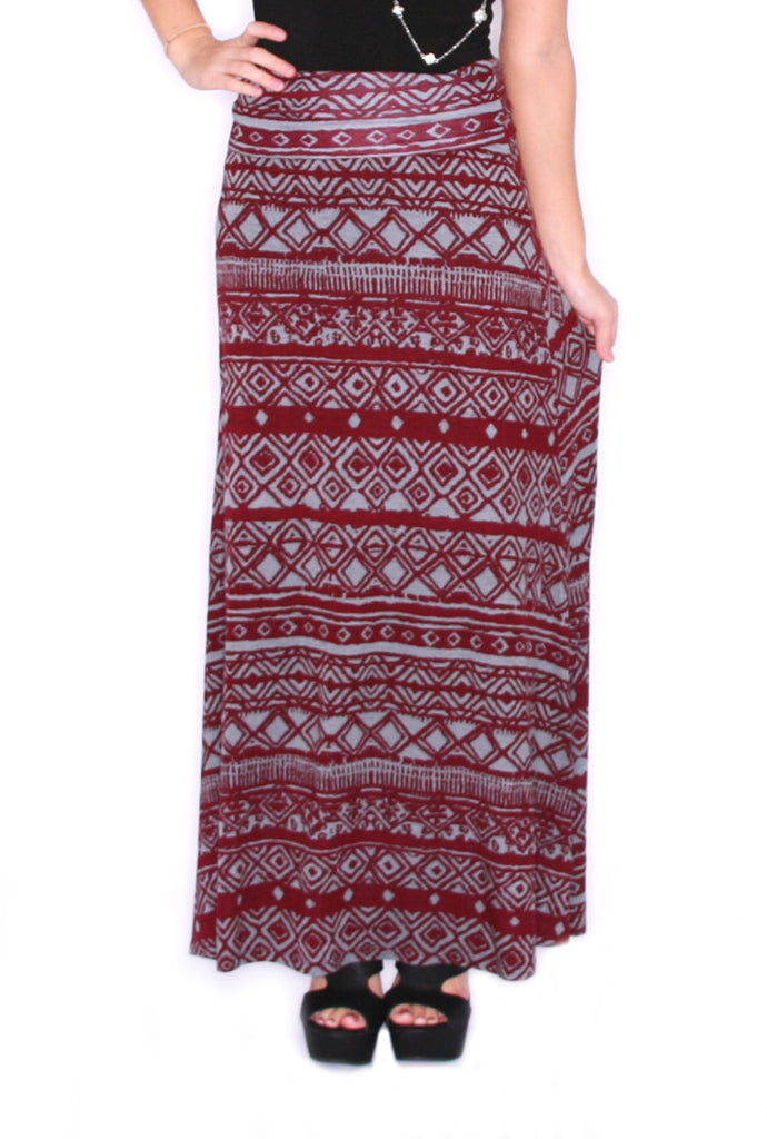 Home For the Holidays Skirt