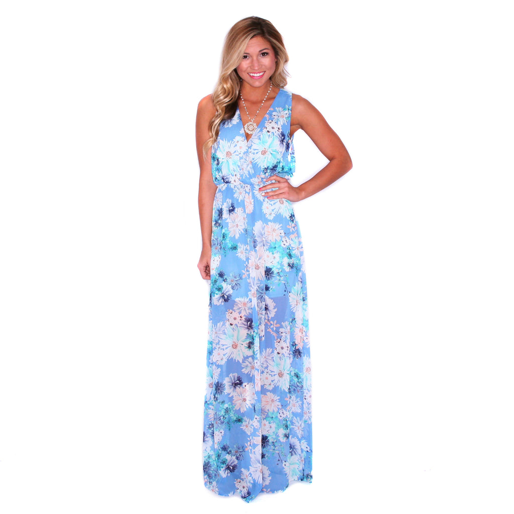 Happiness On The Horizon Maxi