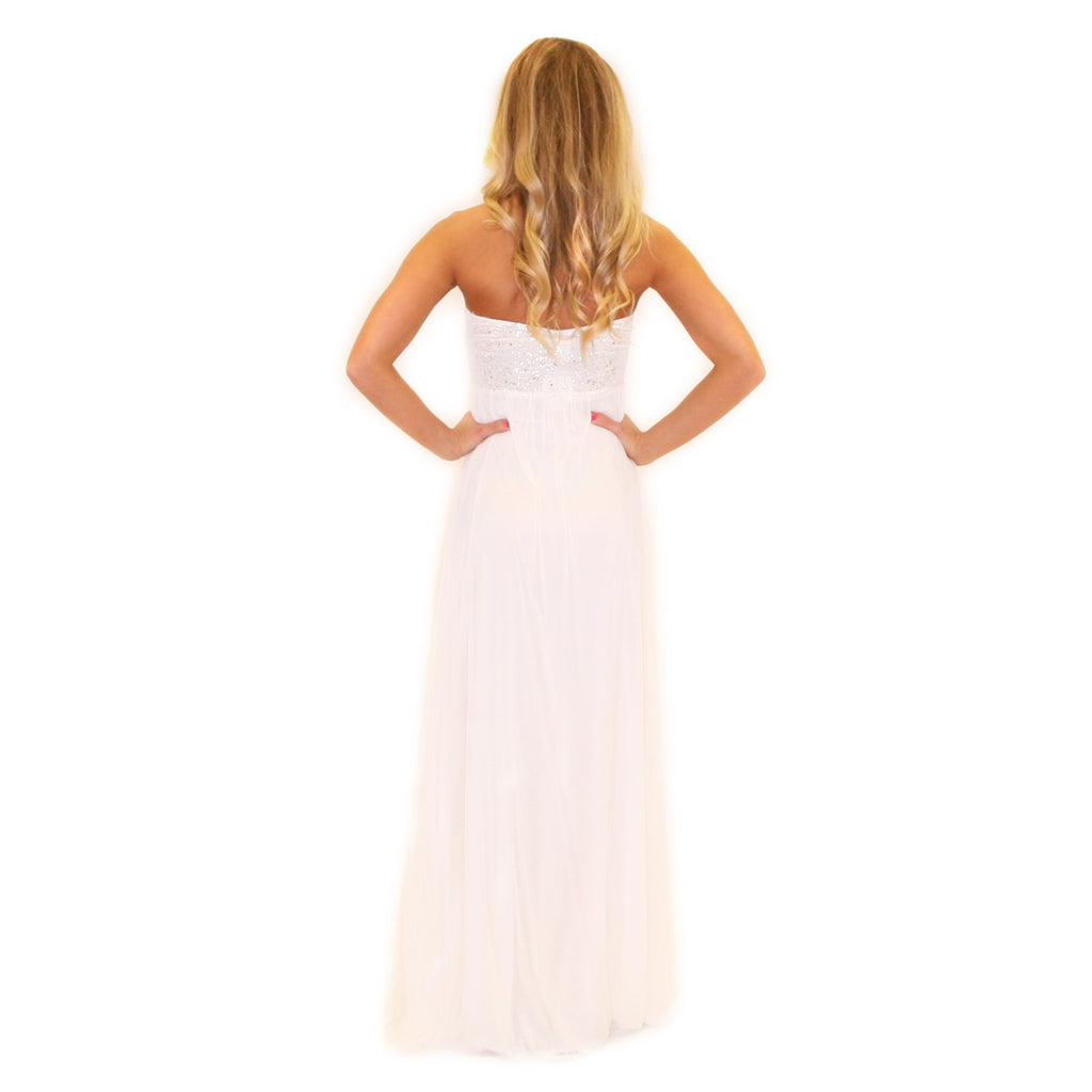How Fabulous Maxi Off White