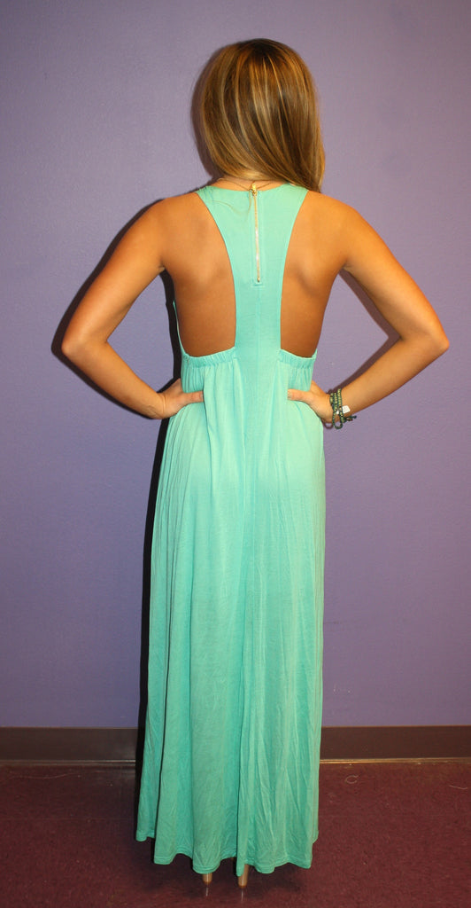 Romantic Jade Maxi