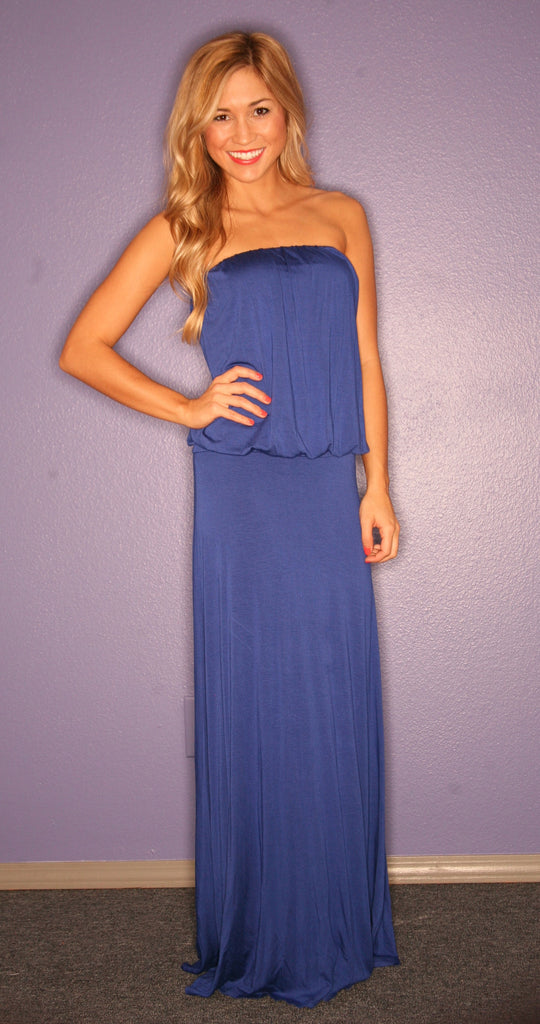 Jet Setter Maxi in Royal