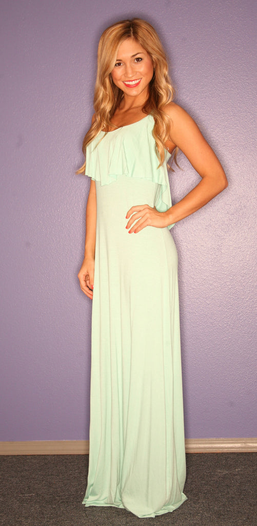 Dream Girl in Mint
