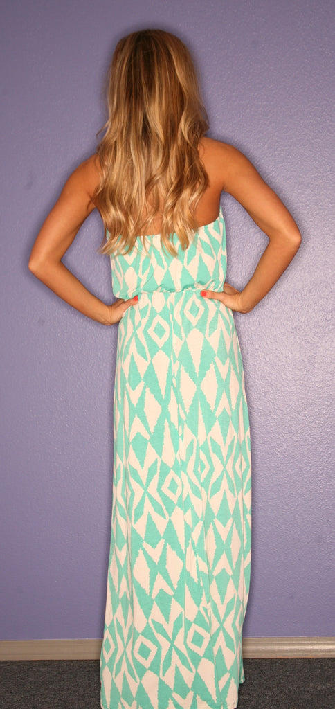 Play & Simple Maxi in Mint