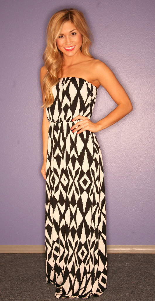 Play & Simple Maxi in Black