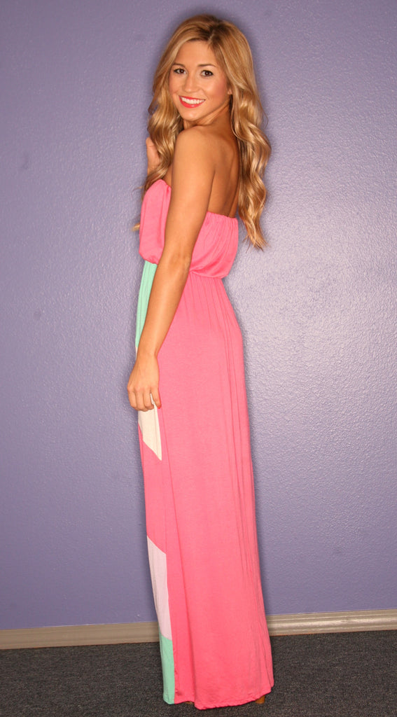 In Your Dreamsicle Maxi