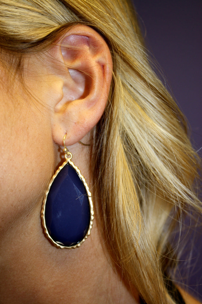 Blue Eyed Girl Earring