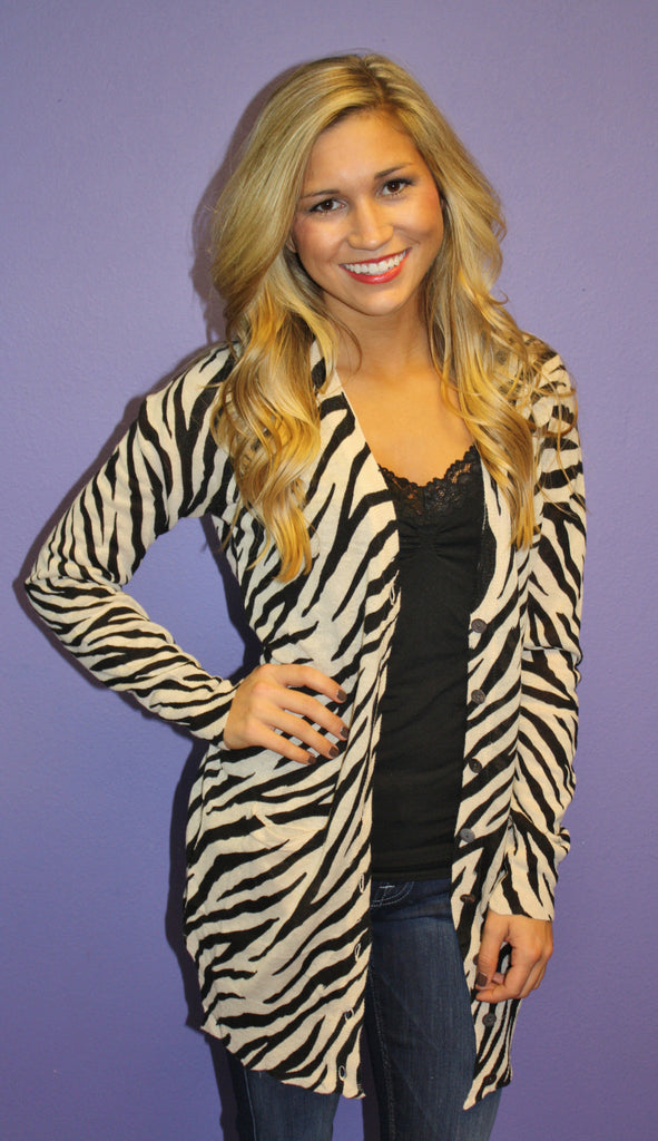 Tiger Lilly Cardi
