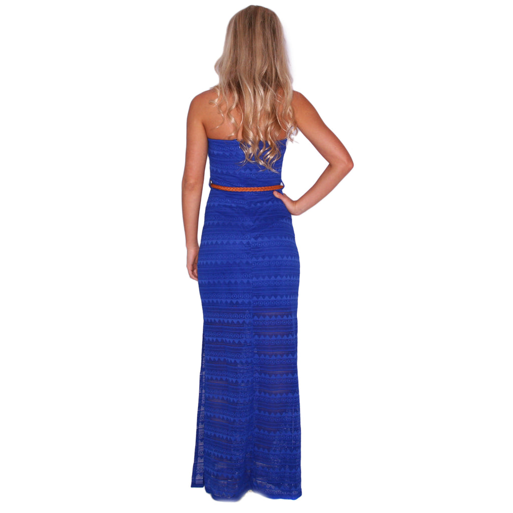 Inspiration Maxi in Blue