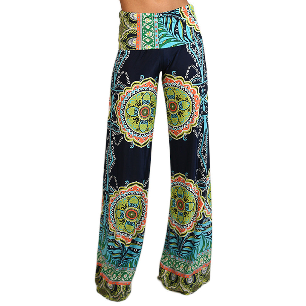 Jet Set Fabulous Pants in Navy