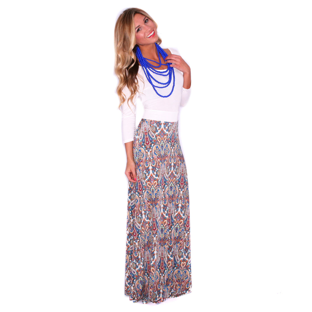 Kiss of The Sun Maxi