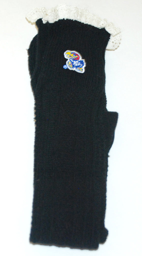 Collegiate Leg Warmers KU
