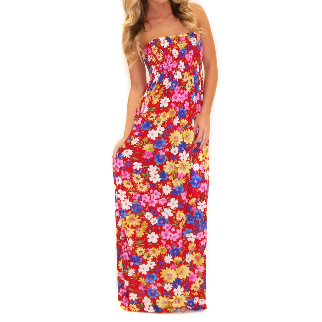 Lakebound Maxi Red