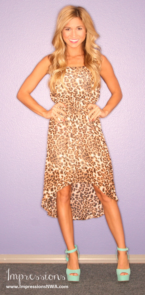 Leopard Luxe Brown