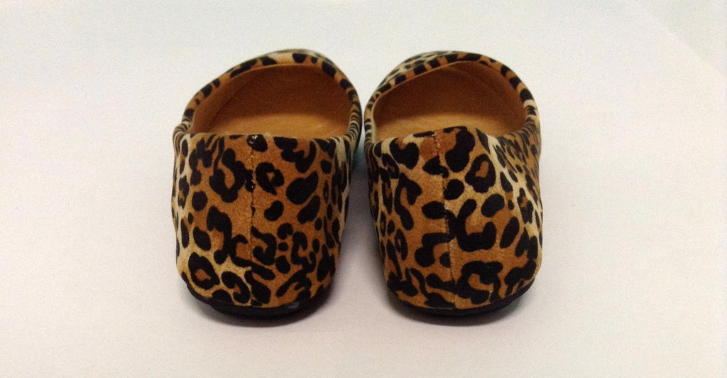 Cheetah Kiss Flats