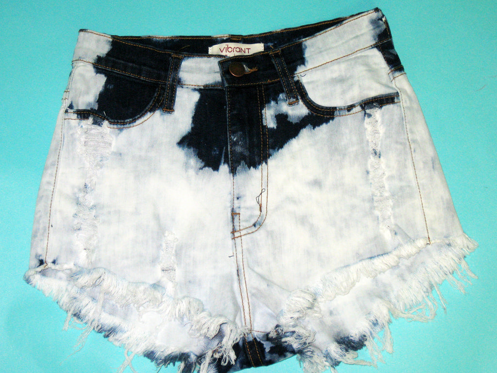 Little Charmer Cutoffs