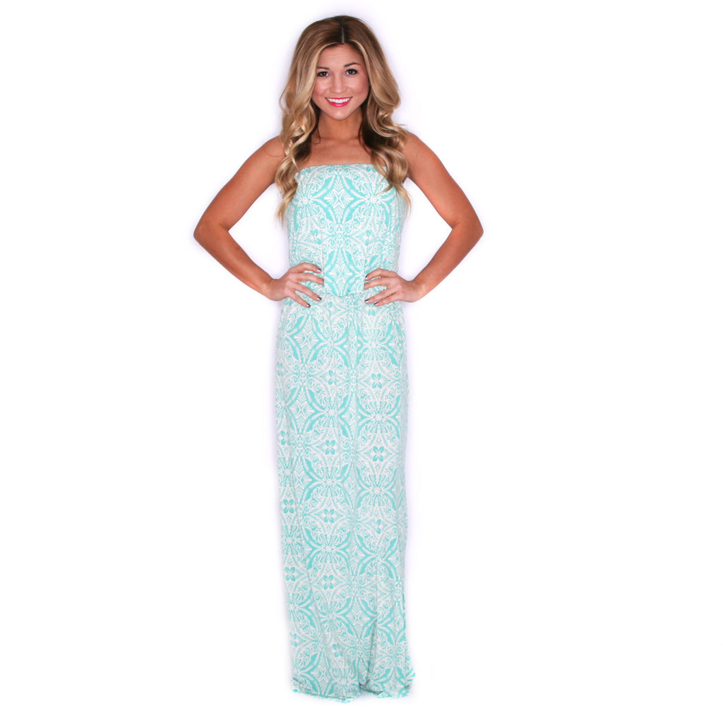 Lola Lovely Maxi Mint