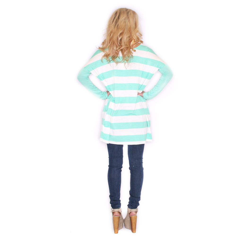 Lovely Always Stripe Mint