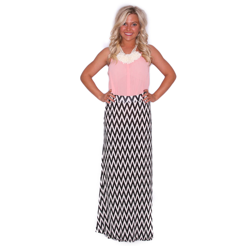 Loving You Maxi Skirt