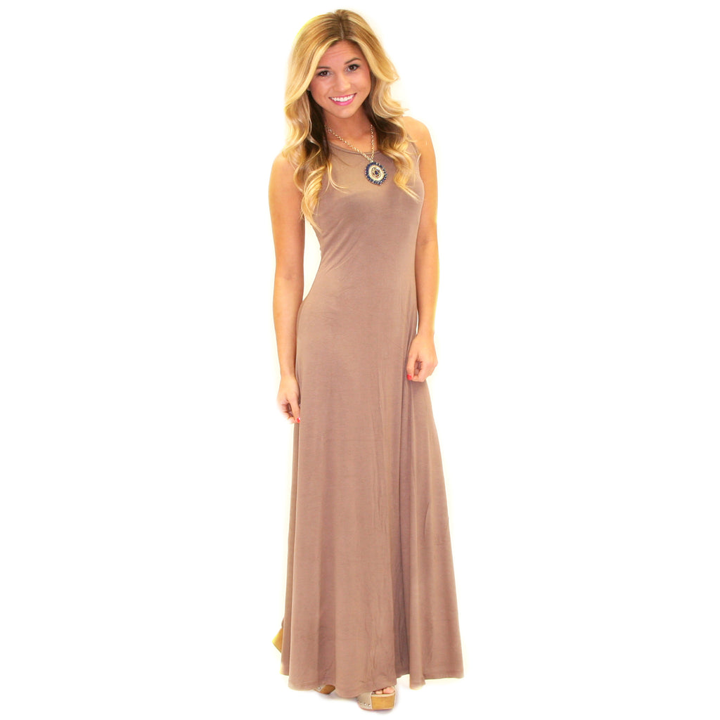 Meet Me In Morocco Maxi Mocha