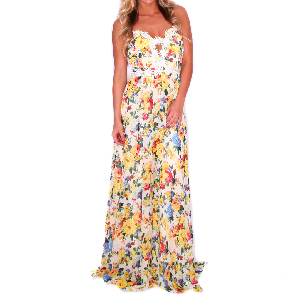 Model Status Maxi in Yellow