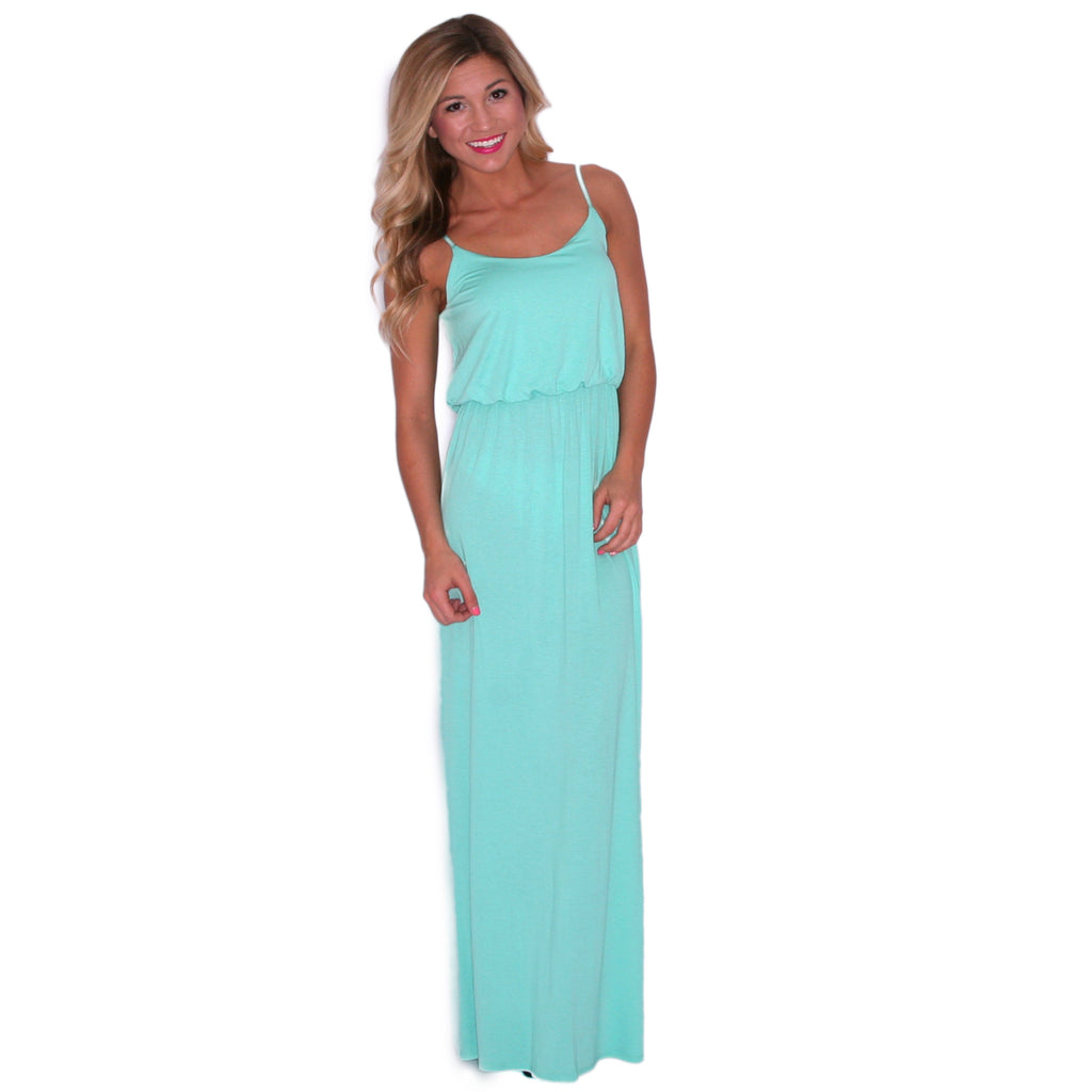 My Favorite Maxi in Mint