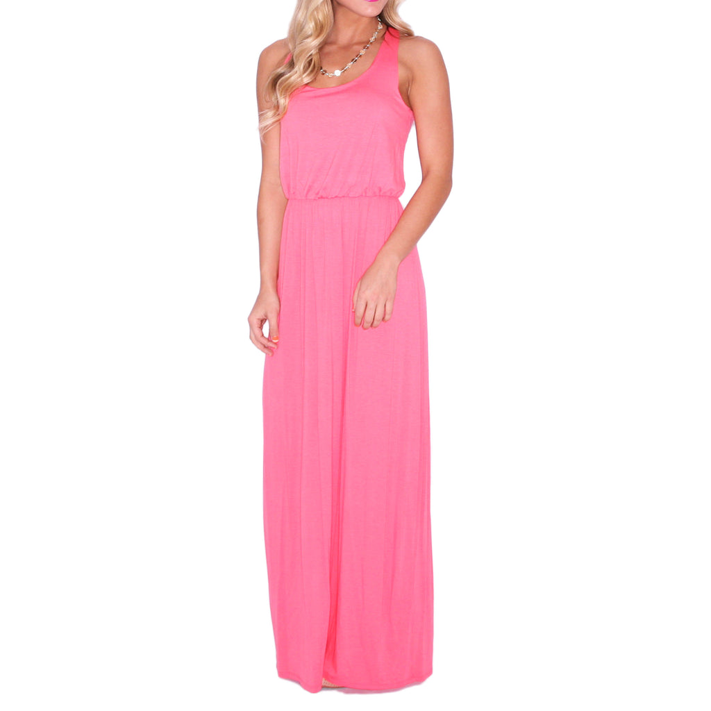 On Cloud Nine Maxi Pink