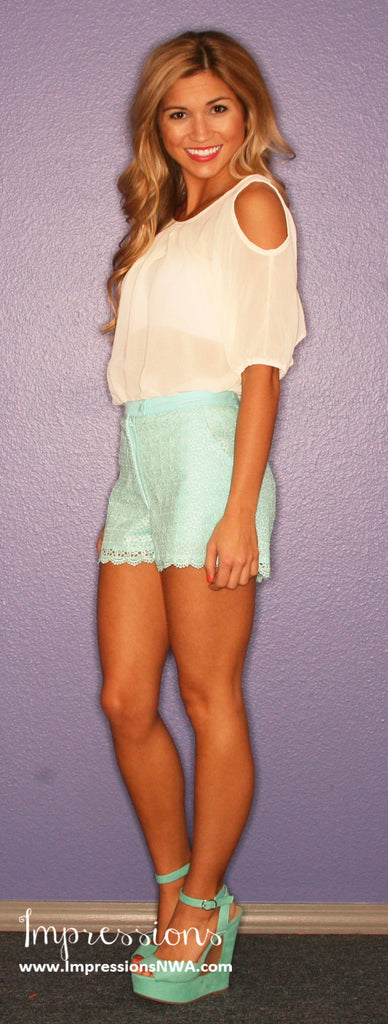 Ocean Breeze Short