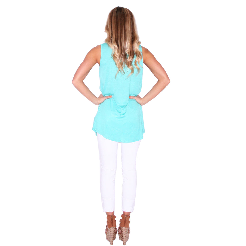 Pardon My Pocket Tank in Mint