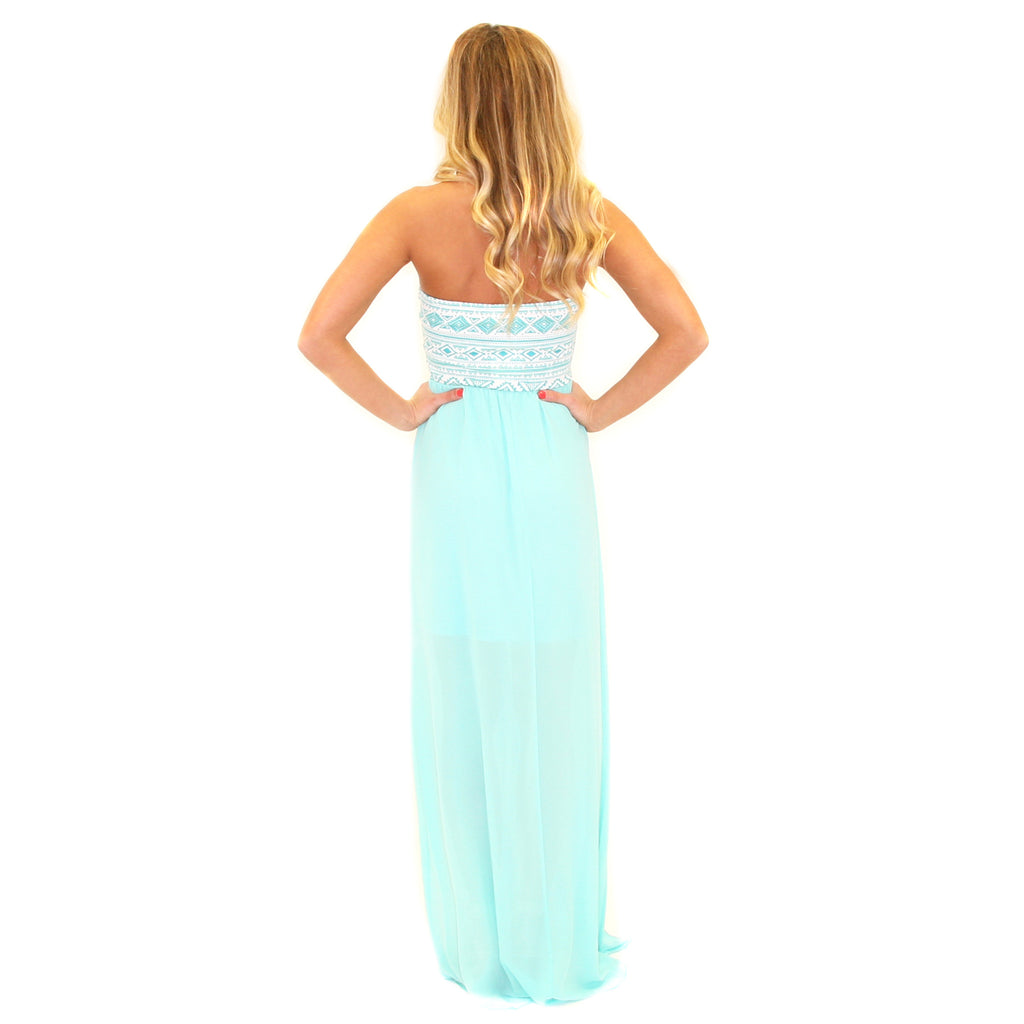 Paris Sights Maxi Mint