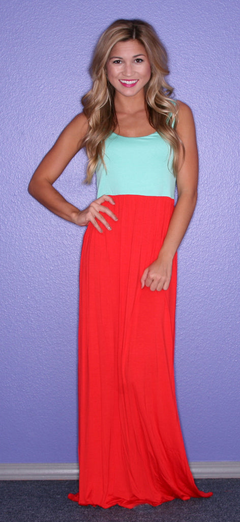 Party in the Hills Maxi Coral