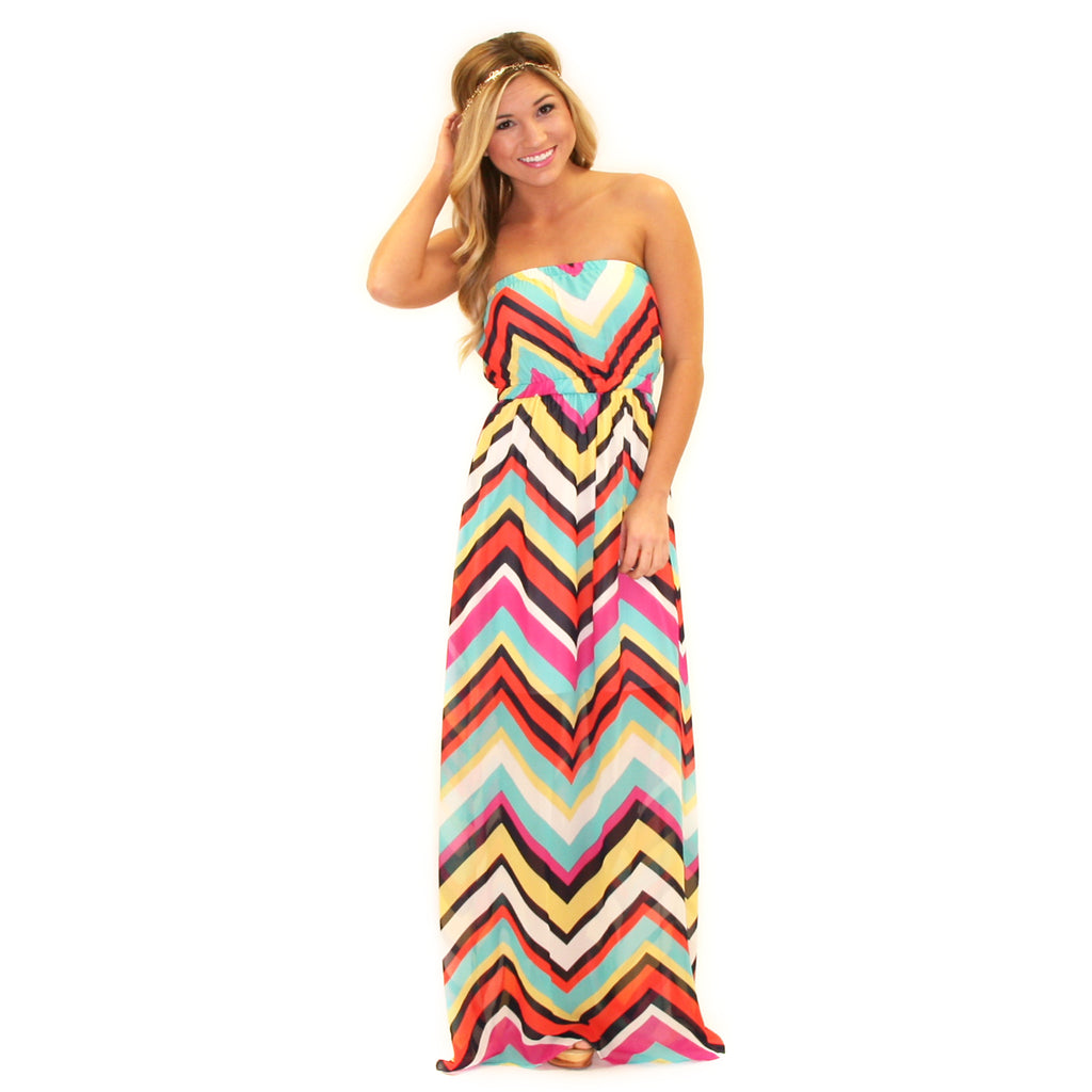 Patio Hopping Maxi