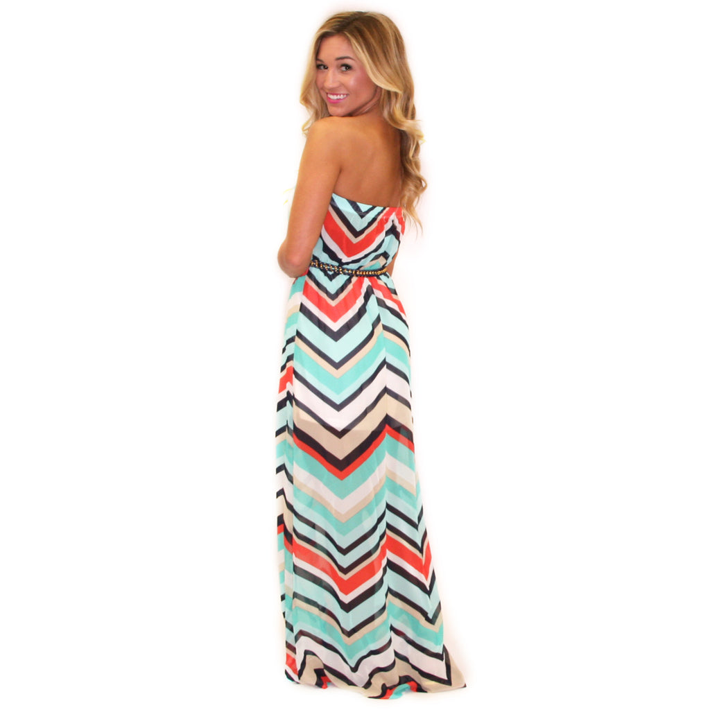 Patio Sipping Maxi in Mint