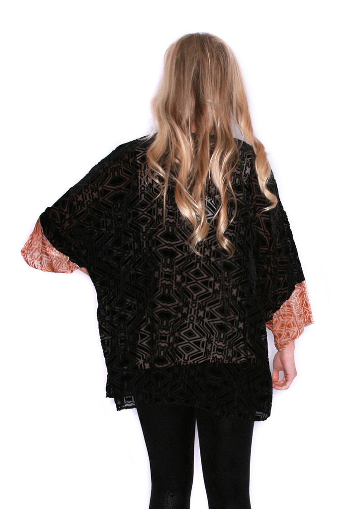 Perfect Blend Cardi in Black