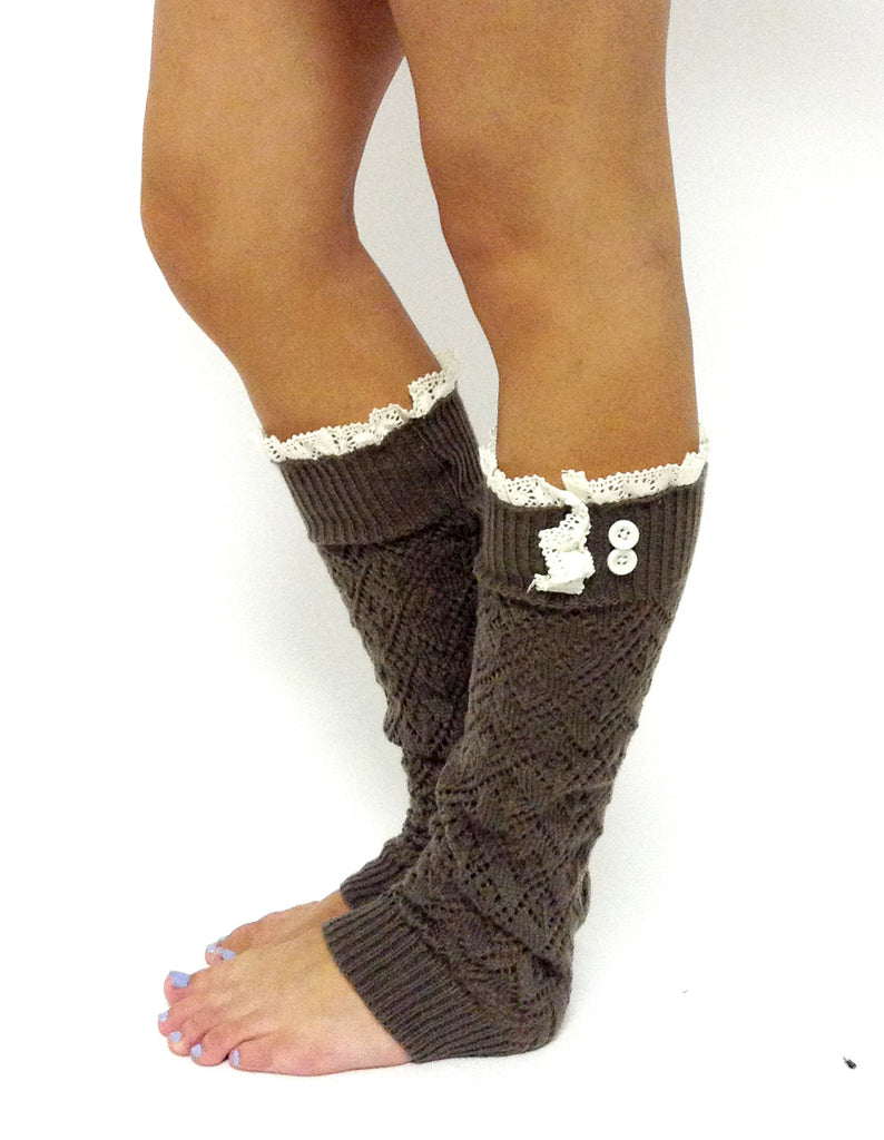 The Lacey Lou Legwarmer Coffee