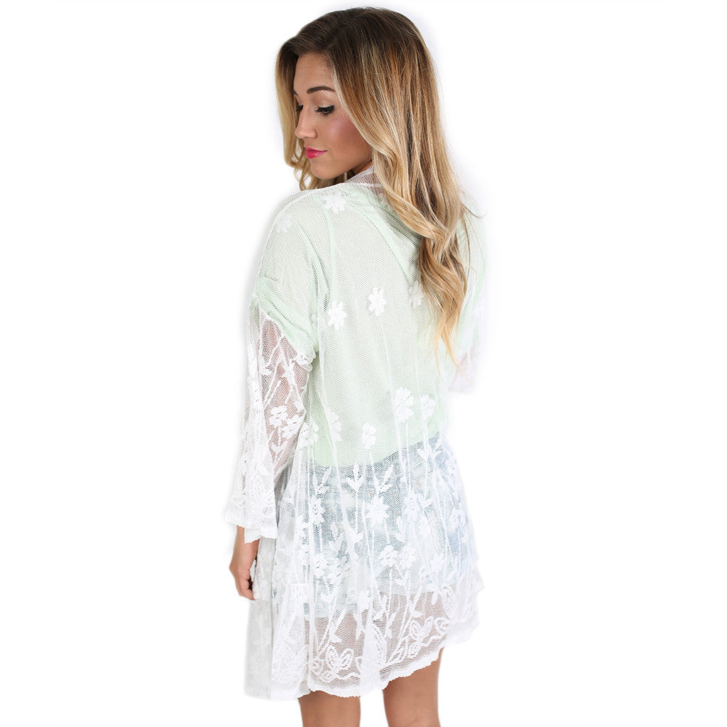 PIKO Lace Overlay
