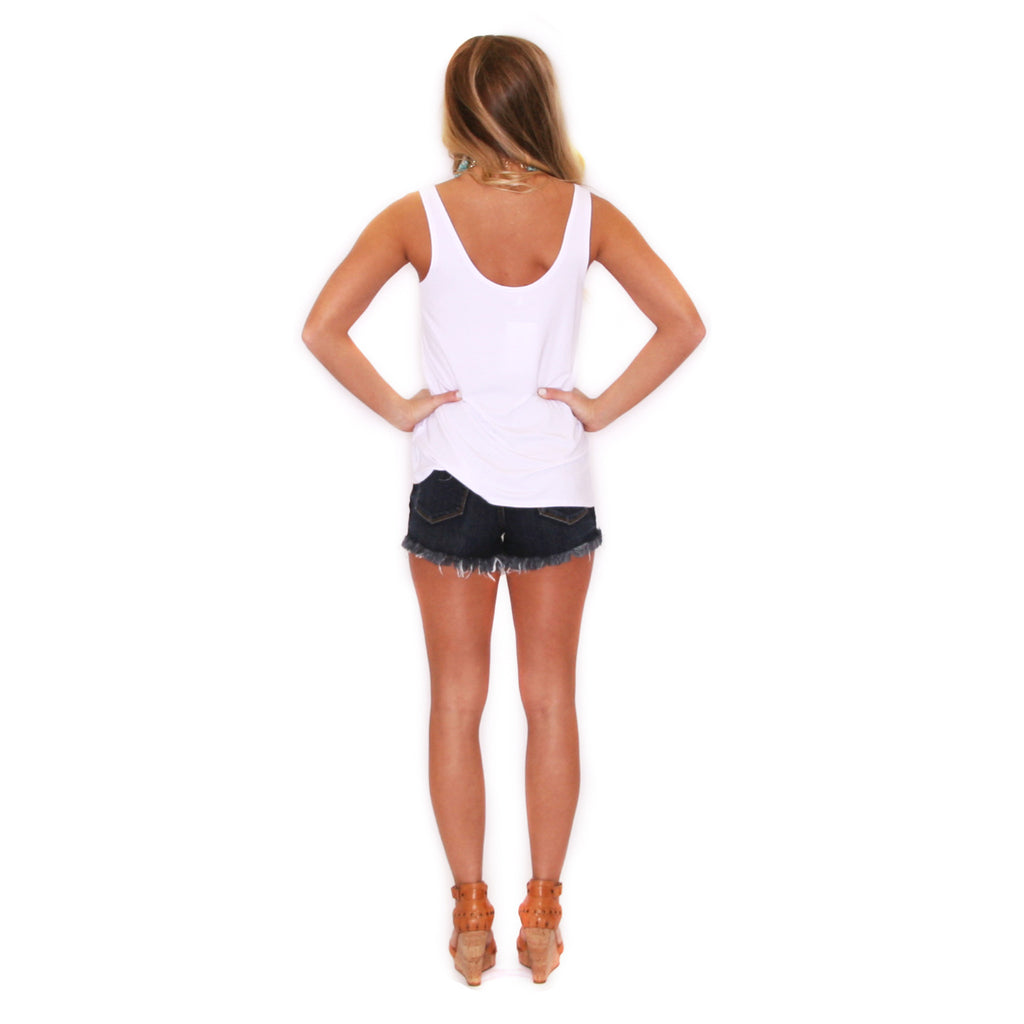PIKO Tank in White
